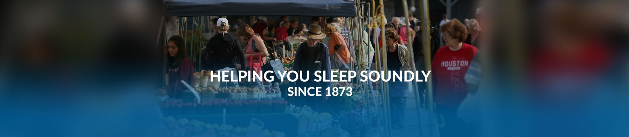 helping you sleep soundly since 1873